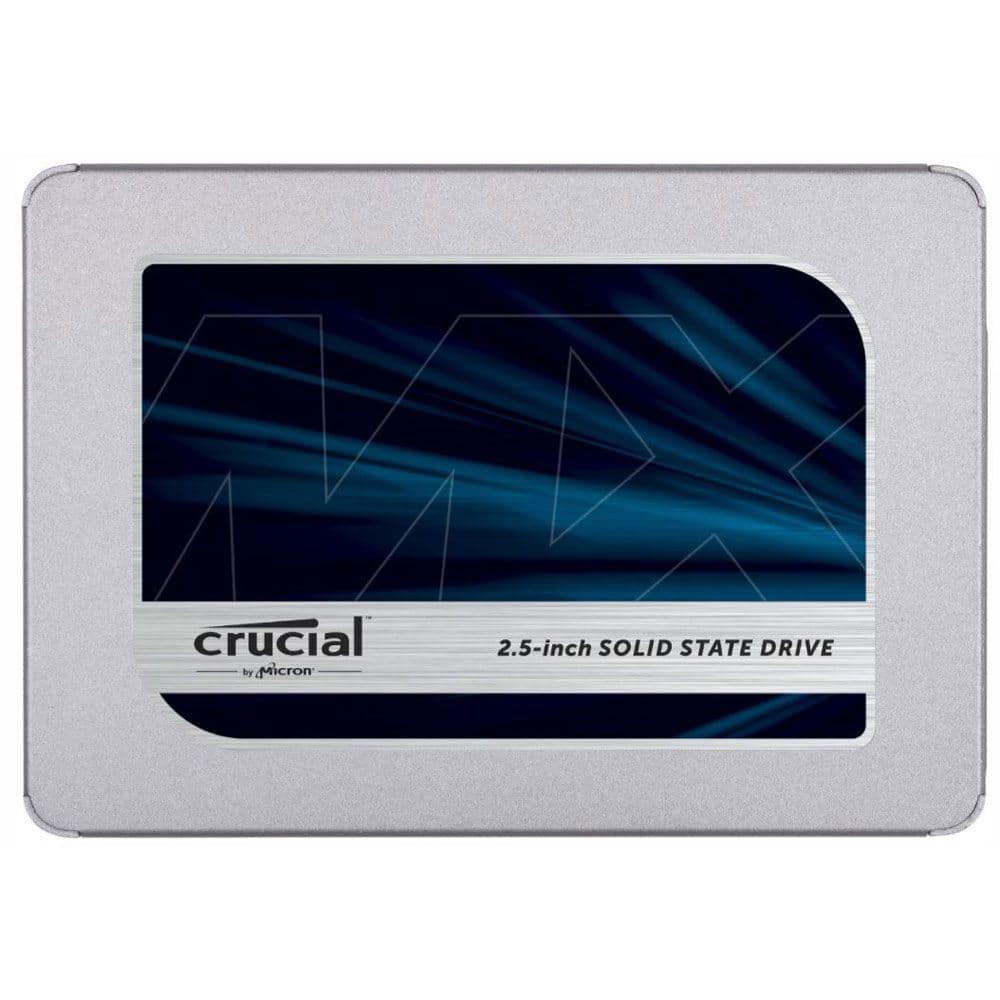 Crucial MX500 1TB SSD - $104.99 @ Microcenter
