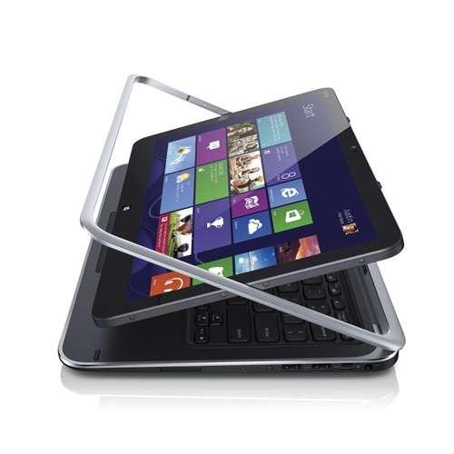 Refurbished Dell XPS 12 Convertible Ultrabook - Intel Core i7-4500U 1.8GHz, 8GB RAM, 128GB SSD $299