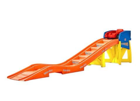Step2 Hot Wheels Extreme Thrill Roller Coaster - Kohls - $230.86 inc tax ($193.79 excl tax)