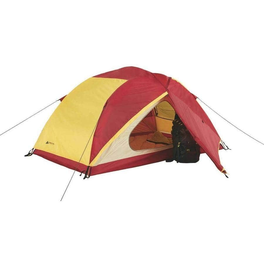 Ozark Trail 2-Person 4-Season Backpacking Tent Beige $26.41 w/ Free Pickup  sc 1 st  Slickdeals & Ozark Trail 2-Person 4-Season Backpacking Tent Beige $26.41 w ...