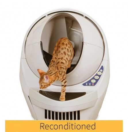 Back in stock - Litter Robot III Open Air (Reconditioned) - $360 + FS