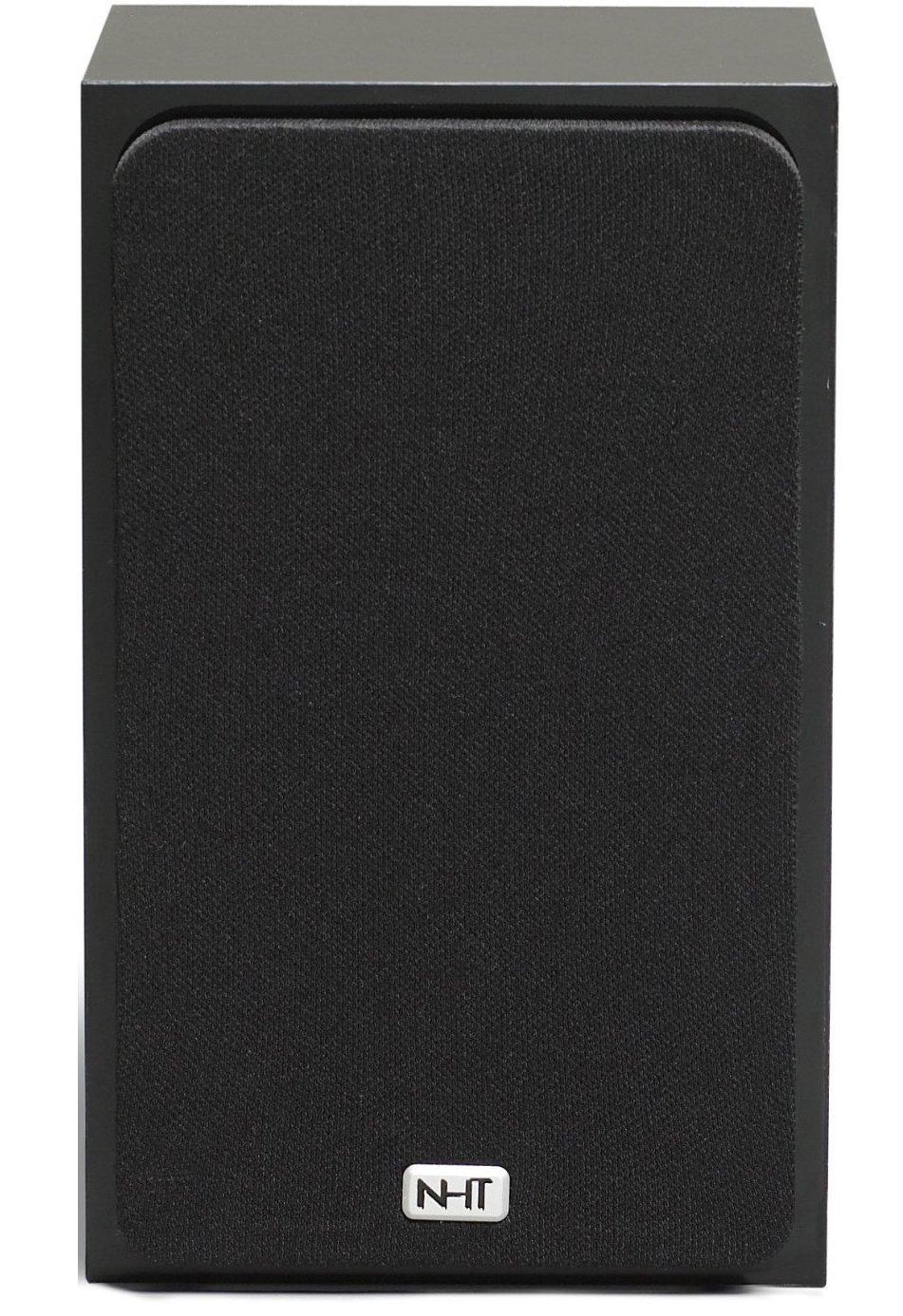 NHT SuperZero 2.1 Mini-Monitor Speaker (Single, Gloss Black) $60
