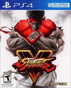 [PS4] Street Fighter V * used * $19.99