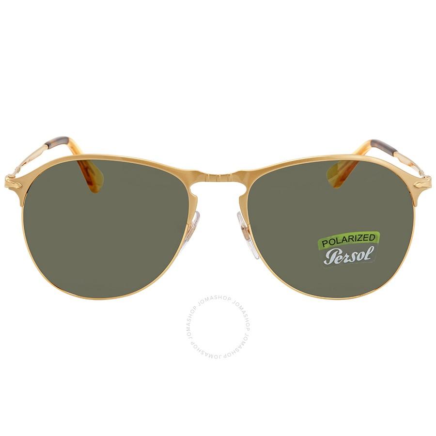 Persol Polarized Aviator Sunglasses - Jomashop $100