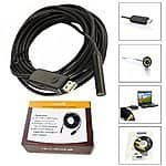 CrazyFire Endoscope USB Snake Inspection Camera Waterproof Borescope $18.39 Free shipping Amazon