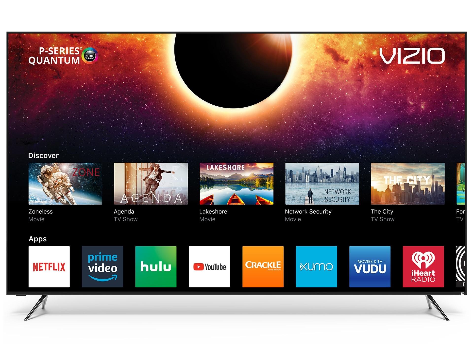 Vizio PQ65-F1 Quantum LED TV $749 + tax at Costco in-store YMMV