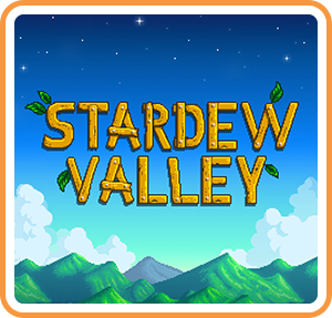 Stardew Valley for Nintendo Switch $7.88 on Nintendo eShop