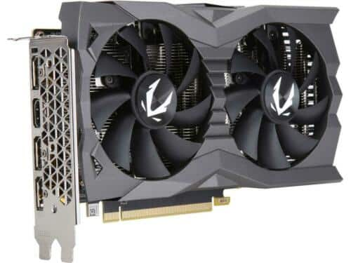 ZOTAC GAMING GeForce GTX 1660 Ti AMP 6GB GDDR6 192-bit Gaming Graphics Card $232 + Free Shipping at Newegg via Ebay