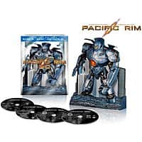 Amazon Deal: Pacific Rim Collector's edition blu-ray < $15