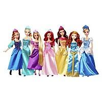 eBay Deal: 7-pack Disney Princess Doll Set Back at Target.com for $40