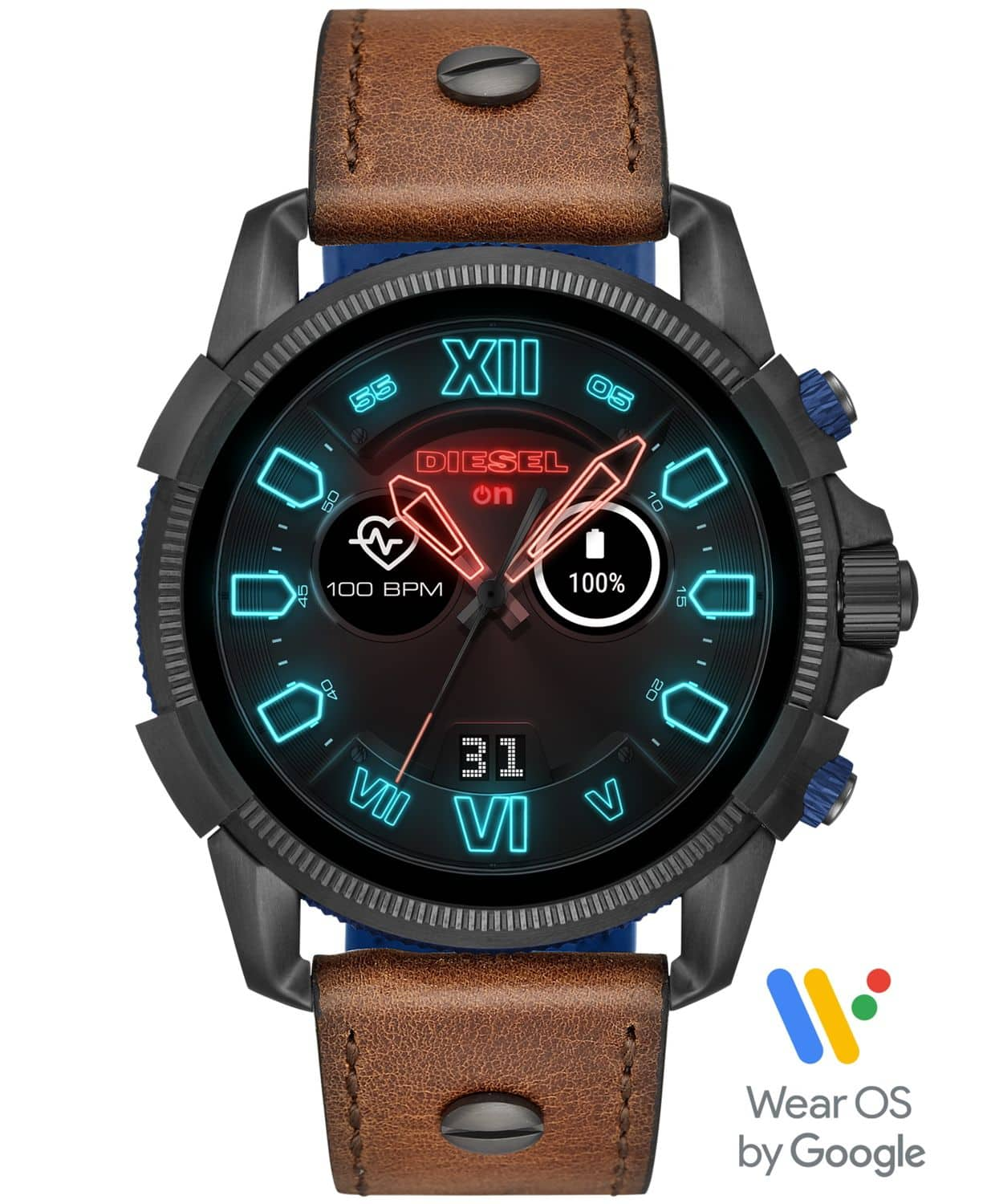 Diesel On Full Guard 2.5 SmartWatch $199 + Free Shipping or In Store Pickup
