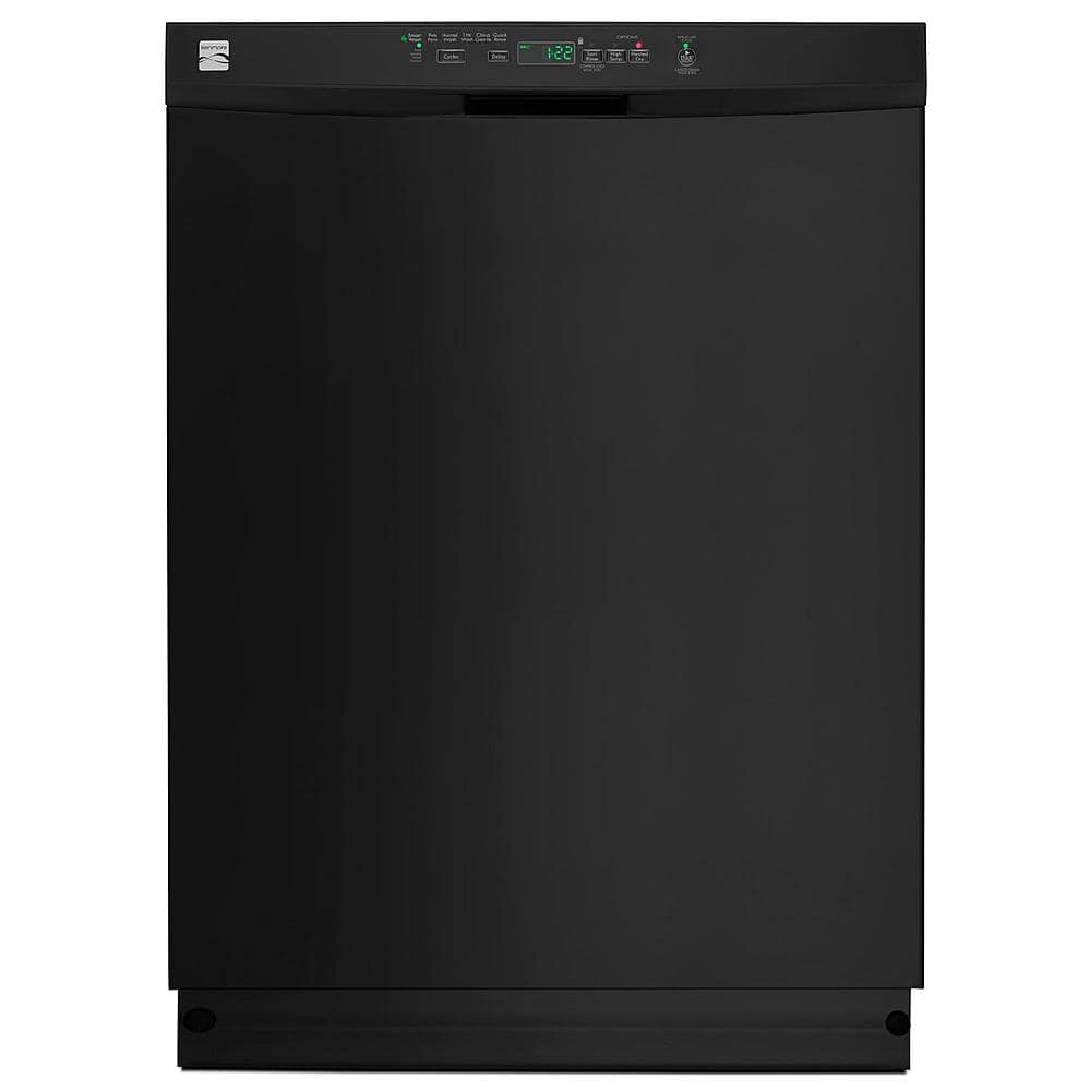 Kenmore Dishwasher with Stainless Steel Tub; Black $365, White $400, Stainless Steel $450