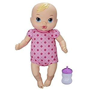 Baby Alive Luv 'n Snuggle Baby Doll Blond $8.99