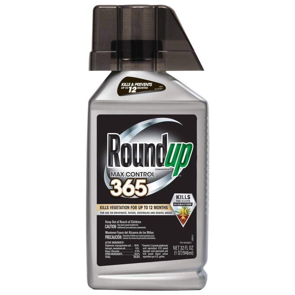 Roundup max control 365 32 oz. concentrate Amazon $19.00 free shipping