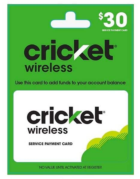 Target.com 15% off Cyber Monday Sale - Cricket refills!!