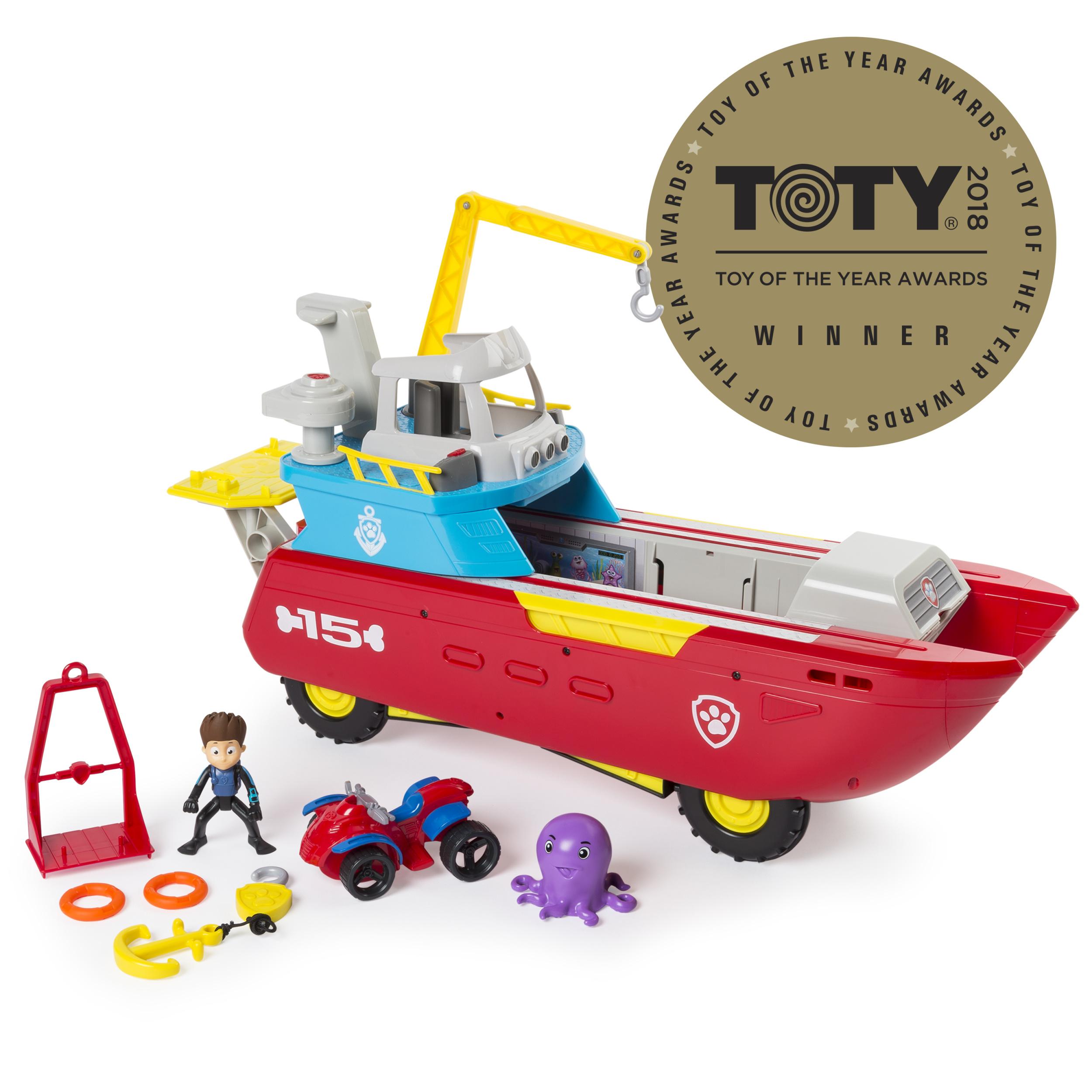 YMMV Paw Patrol Sea Patroller $5.00