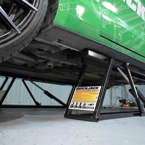 QuickJack BL-5000SLX 5,000 lbs. Capacity Portable Car Lift + Free Delivery $1029