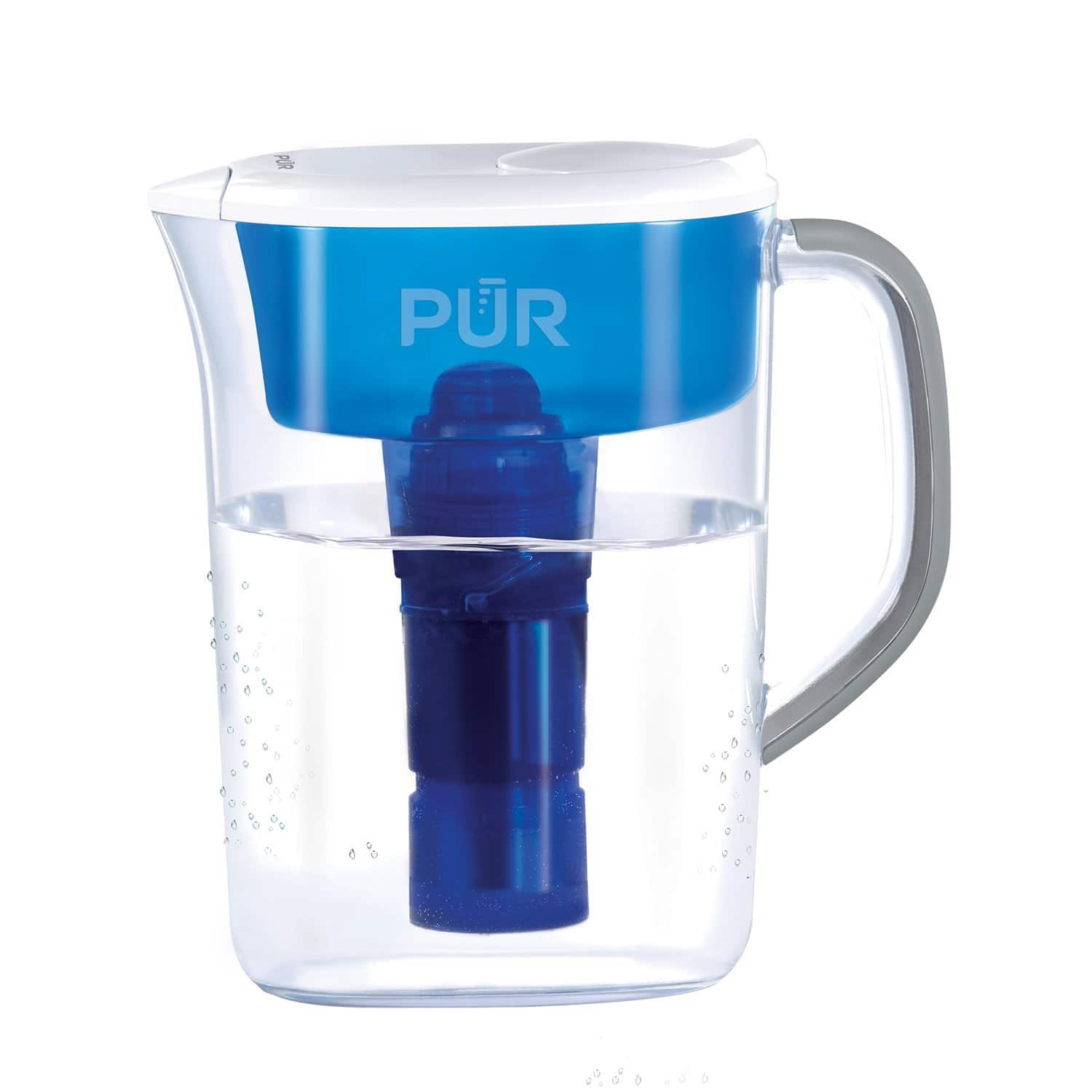 PUR 7 Cup Water Pitcher Amazon $12.74 (49% off) free ship with Prime