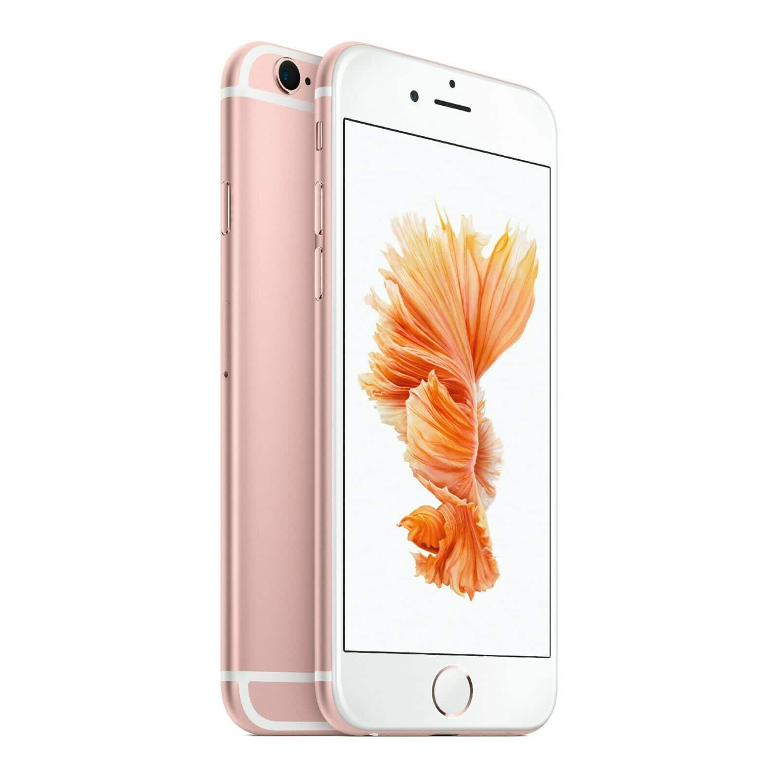 Tracfone Carrier-Locked Refurbished Apple iPhone 6S & $20 TF Unlimited Plan Incl $69.99