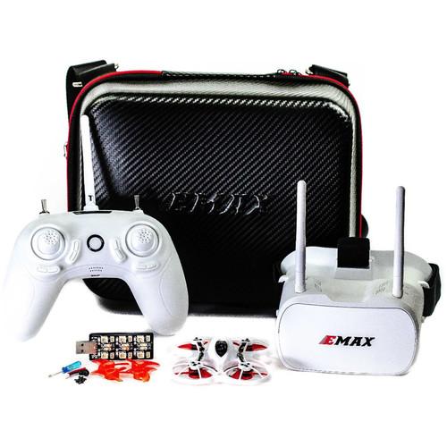 Emax Tinyhawk Indoor FPV Racing Drone RTF $145