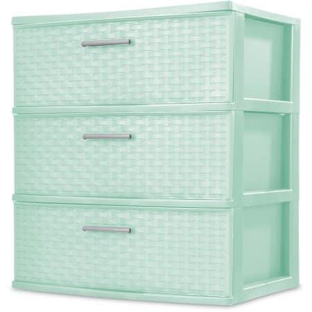 Sterilite 3-Drawer Wide Cart 12$ +tax (online and in store both) price reduced, regular ones in store 8$ ( ymmv)