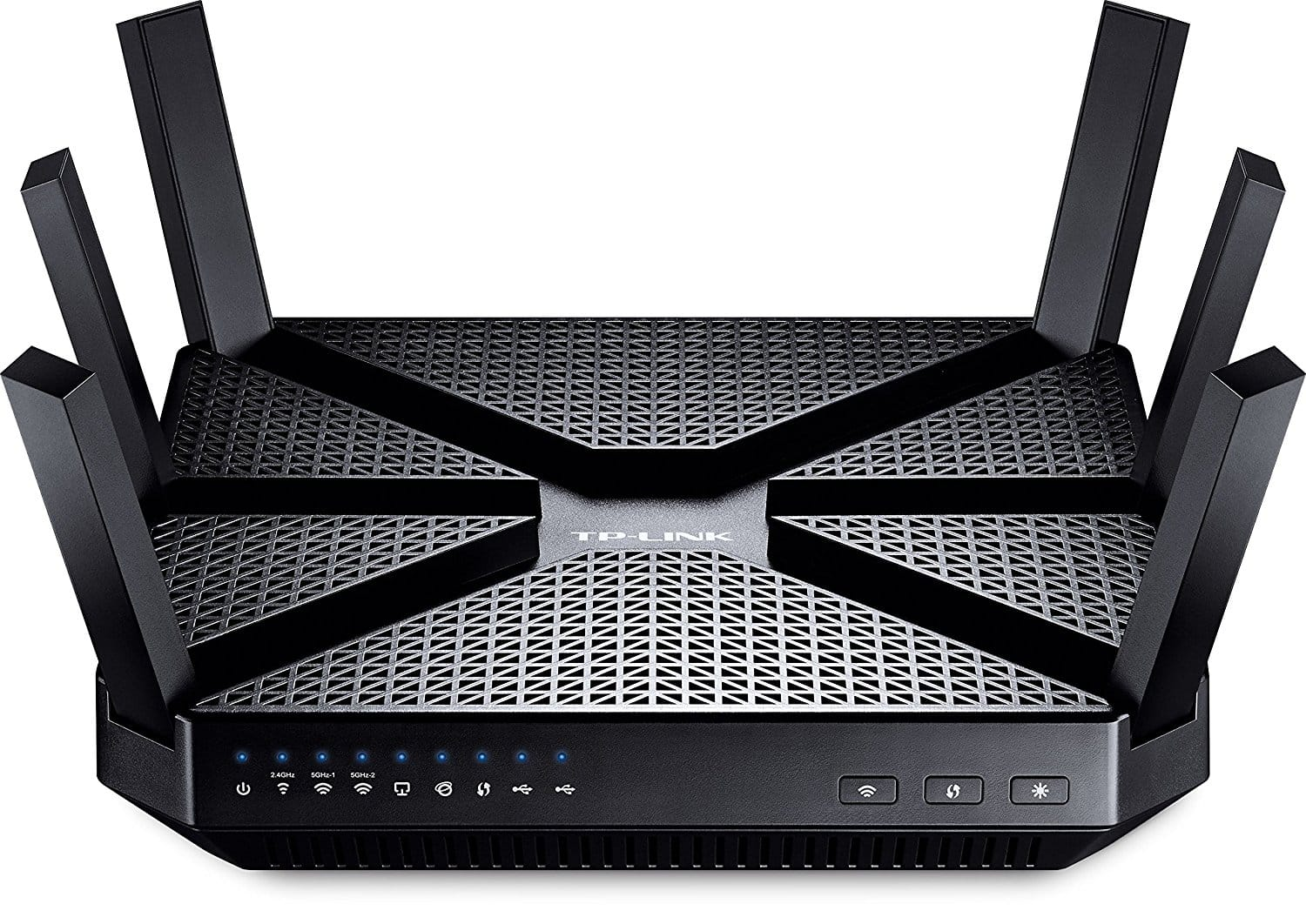TP-Link AC3200 Wireless Wi-Fi Tri-Band Gigabit Router (Archer C3200) $119.99 - In stock - New - Amazon
