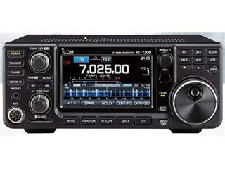 BF sale - Icom IC-7300 HF radio $999.95 AR from Gigaparts, HRO, MTC