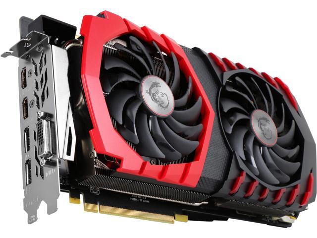 MSI GeForce GTX 1080 Ti GAMING X 11GB 352-Bit GDDR5X @ $830AR+tax $840