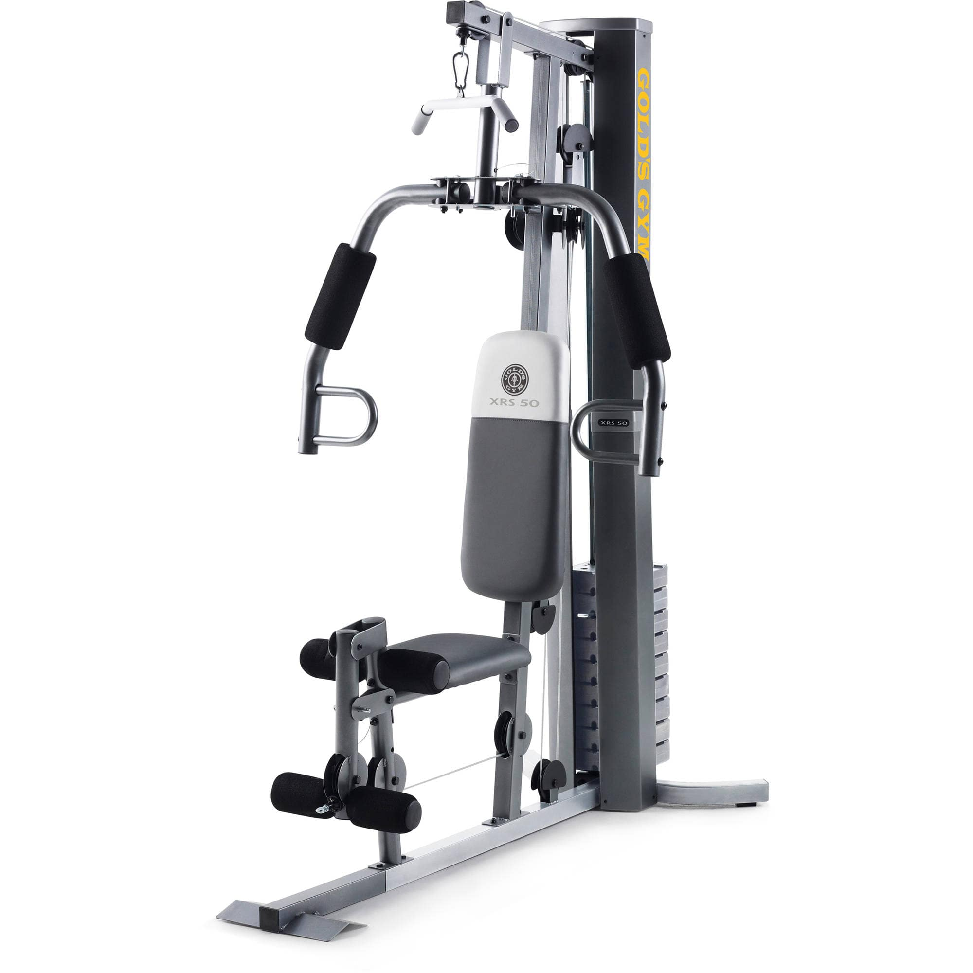 Home Exercise Equipment Price: Gold's Gym XRS 50 Home Gym $124 Or Less @ WalMart YMMV