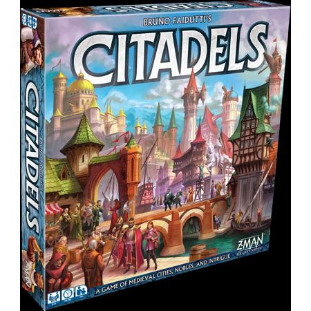 Citadels (2016) - Board Game $13.38 @ Walmart