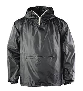 Easy Carry Wind Rain Jacket - A 178g Rain Coat Outdoor Poncho for $7.99