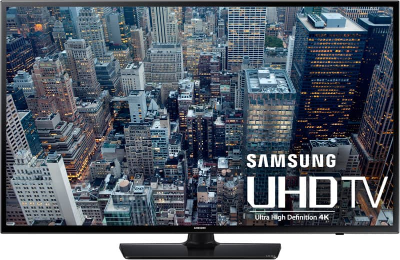 "Samsung 65"" Class (64.5"" Actual Diagonal Size) JU6400 Series Smart 4K UHD LED TV for $1036.80 at Fry's With Sunday Clearance Code *In-Store Pickup Only Now*"