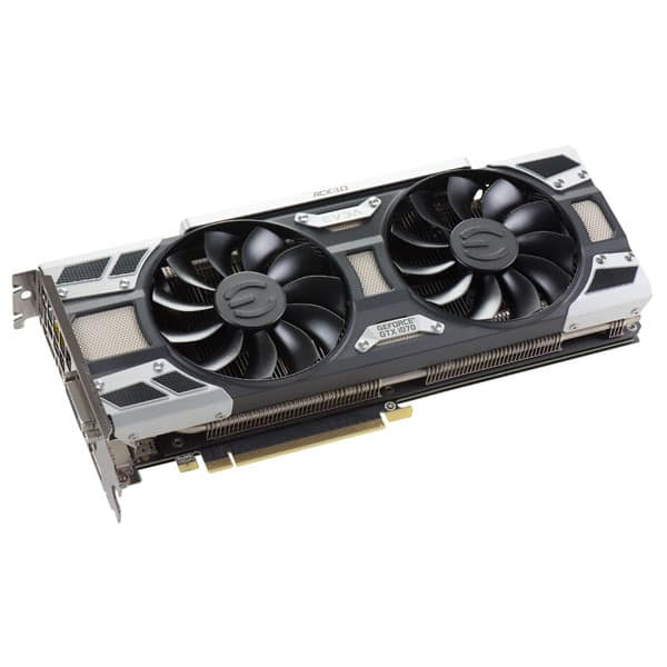 EVGA GeForce GTX 1070 SC GAMING ACX 3.0 (08G-P4-6173-RX) Refurb for $310 + Shipping at EVGA.com