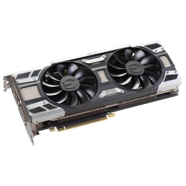 EVGA GeForce GTX 1070 SC GAMING ACX 3 0 (08G-P4-6173-RX