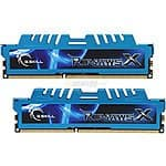 G.Skill Ripjaws X series 16GB kit DDR3 2400 desktop memory for 75.99 after 23.00 promo code from Newegg