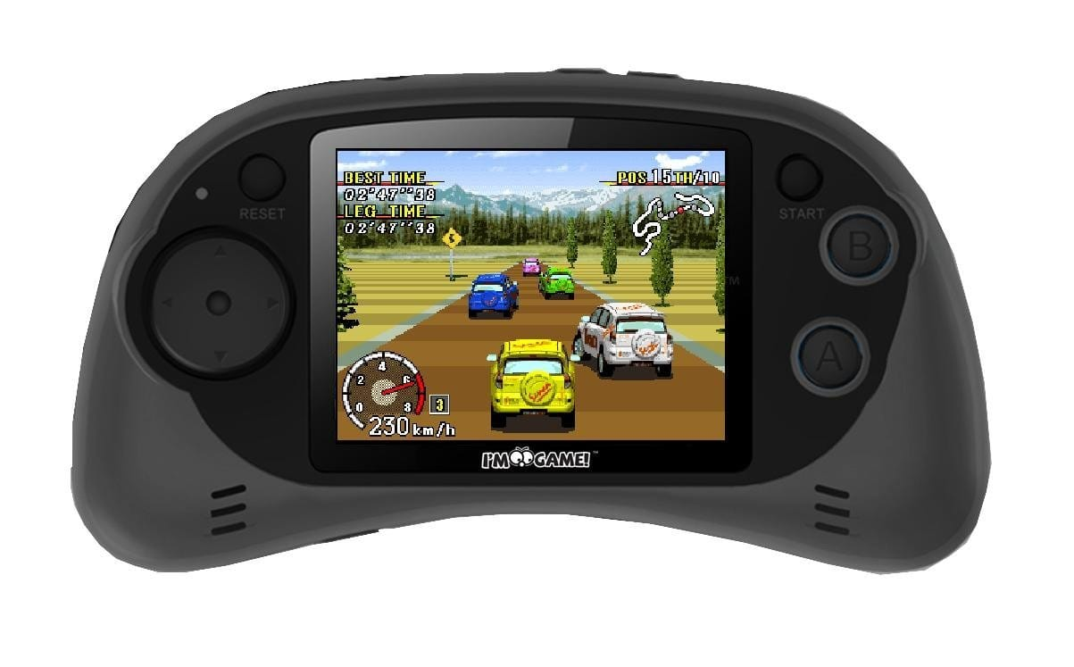 I'm Game 120 Games Handheld Player with 2.7-Inch Color Display for $34.99 +Free shipping From Amazon
