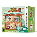 Animal Crossing: Happy Home Designer Bundle - Nintendo 3DS for $42.99 (Amazon Prime members only)