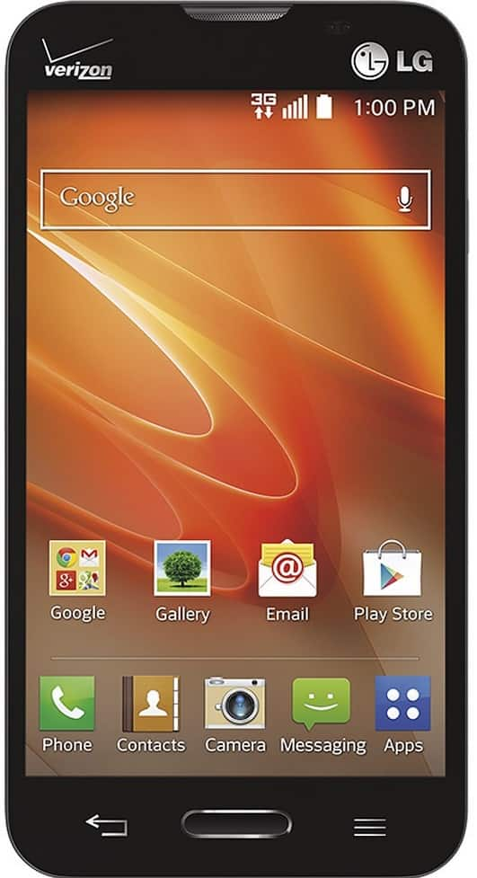 Verizon Wireless Prepaid - LG Optimus Exceed 2 for $15 @ Best Buy