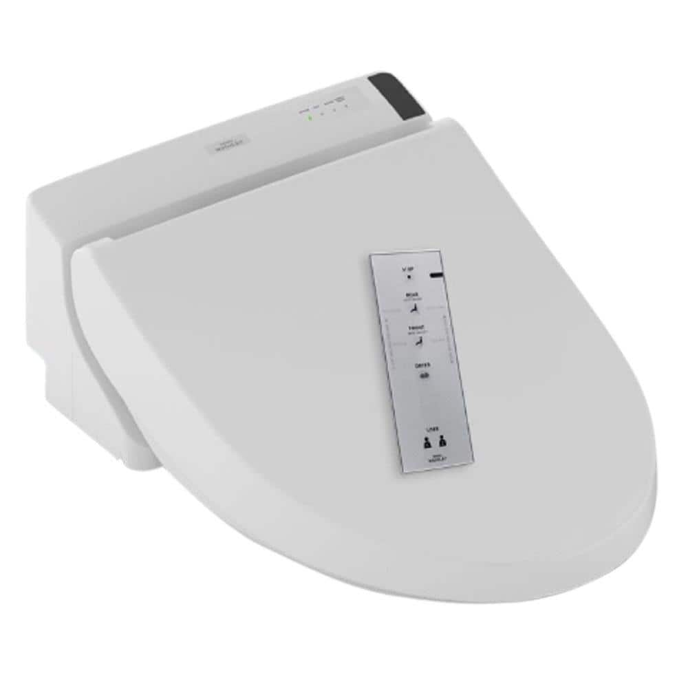 Toto C200 Bidet in Elongated/Round $335.52 + tax (Free shipping) at Home Depot