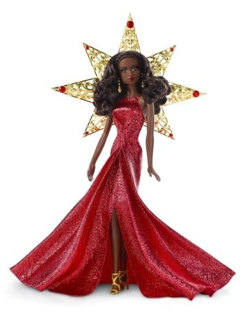 2017 Holiday Barbies for $4.50 at Walmart BM! MSRP $40.