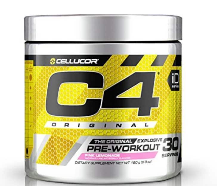 2x C4 Original 30 serving Pink Lemonade $21.99 or lower w/ S&S & more