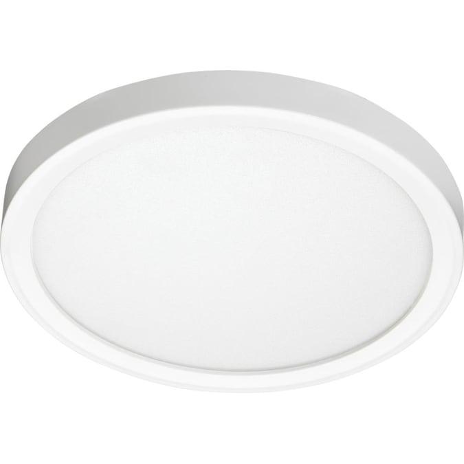 YMMV Juno JSF 7.77-in White LED Flush Mount Light ENERGY STAR Lowes.com - $9.97