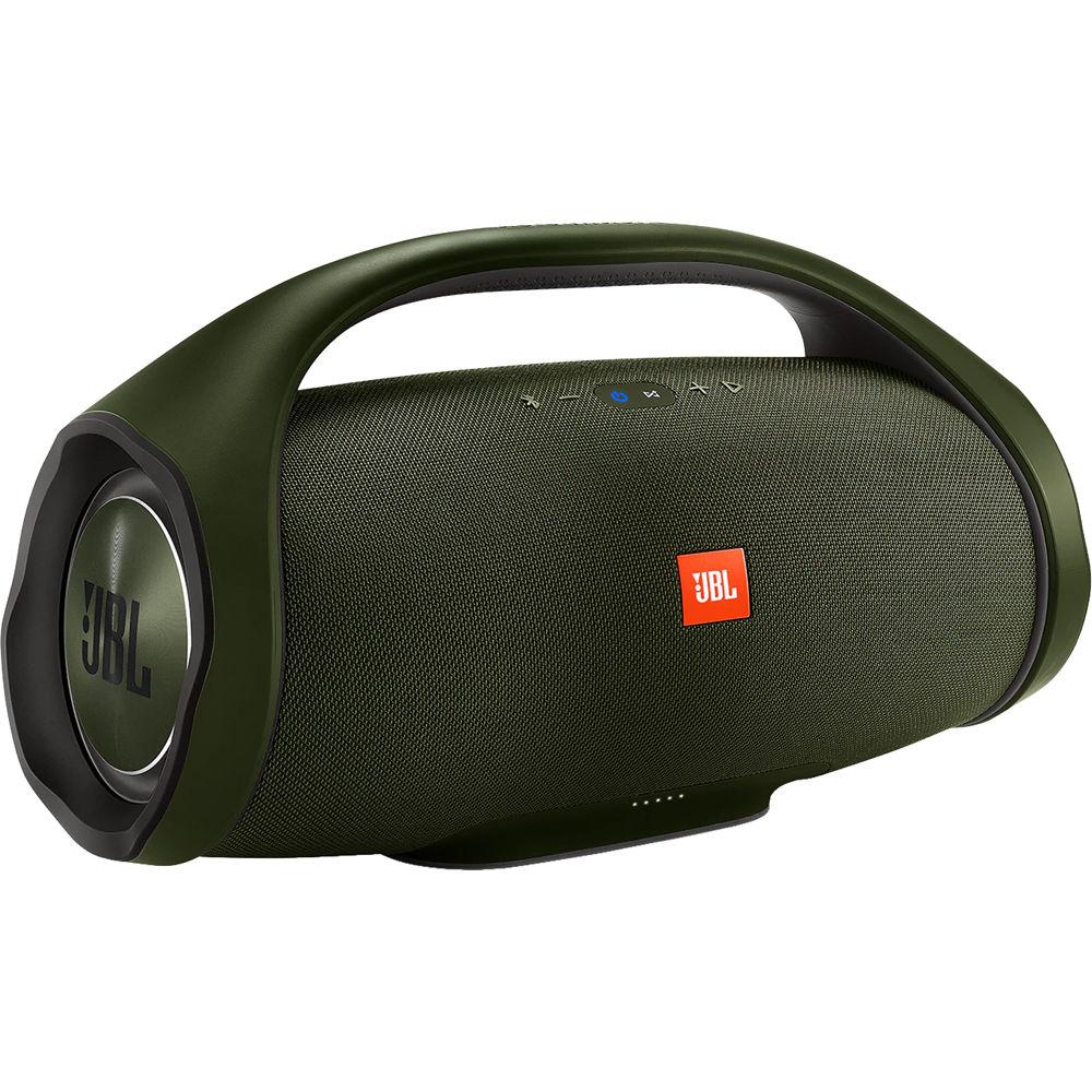 JBL Boombox Portable Bluetooth Speaker $269.95 B&H