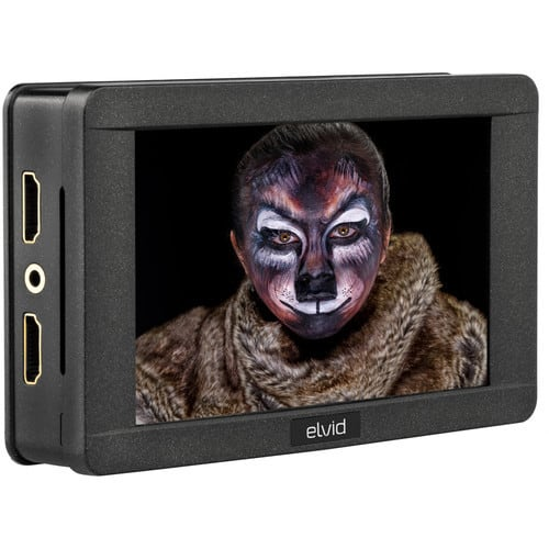 "Elvid 5"" RigVision HDR On-Camera Touchscreen Monitor B&H $199"