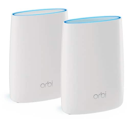 Netgear Orbi Wireless Router AC3000 Tri-Band Wi-Fi System B&H $230