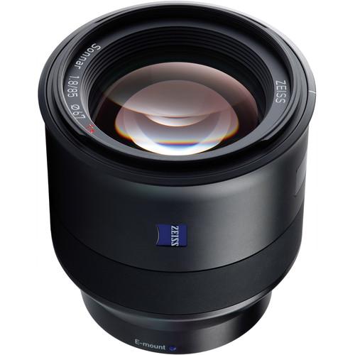 ZEISS Batis 85mm f/1.8 Lens for Sony E B&H $879
