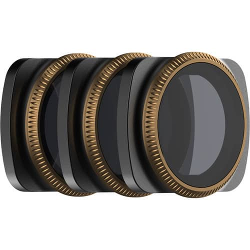 PolarPro Vivid Collection ND/PL Filters for DJI Osmo Pocket B&H $34.99