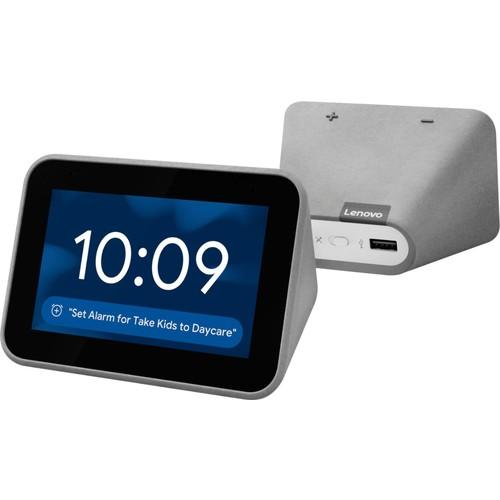 Lenovo Smart Clock with Google Assistant Best Buy $39.99
