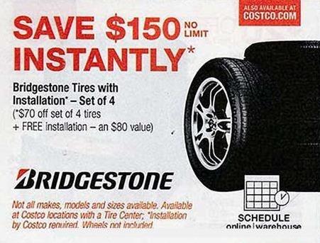 costco tires black friday 2020