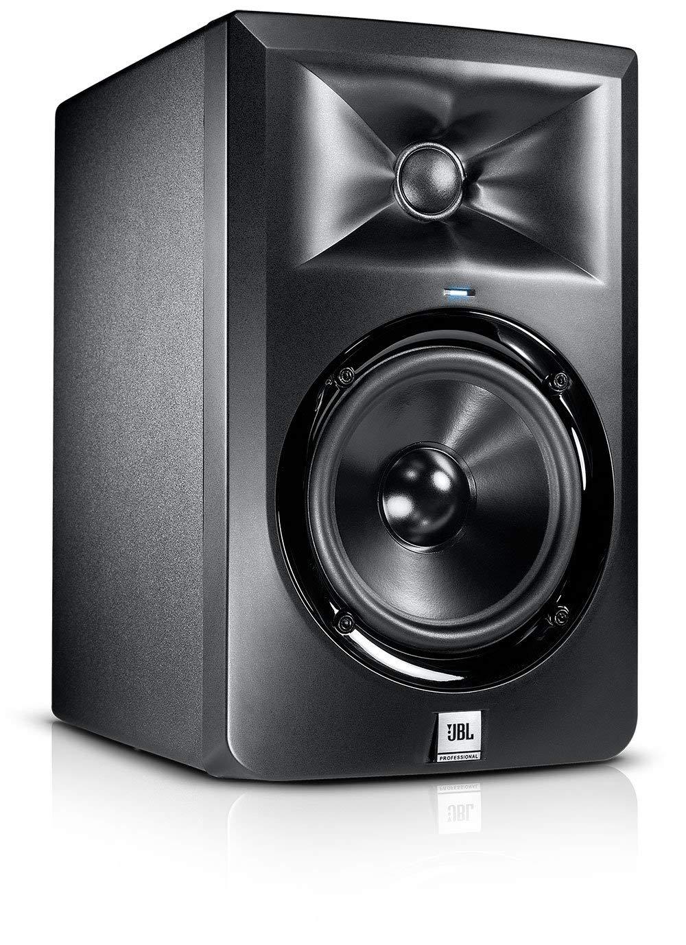 "JBL LSR305 5"" 2-Way Powered Studio Monitor $90"